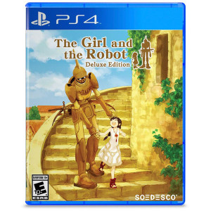 Girl and the Robot Deluxe Edition Video Game for Sony PlayStation 4