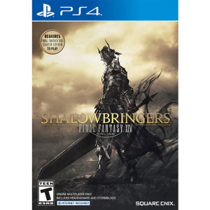 Final Fantasy XIV Shadowbringers Video Game for Sony PlayStation 4