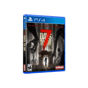 7 Days to Die Video Game for Sony PlayStation 4