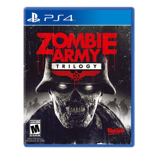 Zombie Army Trilogy Video Game for Sony PlayStation 4