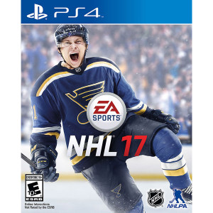 NHL 17 Video Game for Sony PlayStation 4