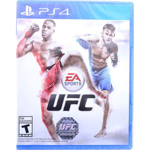 UFC Video Game for Sony PlayStation 4