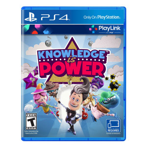 Knowledge is Power Video Game for Sony PlayStation 4