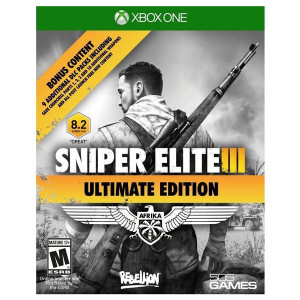 Sniper Elite III Ultimate Edition Video Game for Microsoft Xbox One