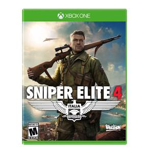 Sniper Elite 4 Video Game for Microsoft Xbox One