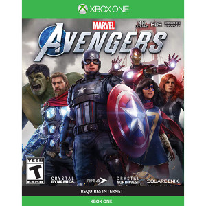 Marvel Avengers Video Game for Microsoft Xbox One