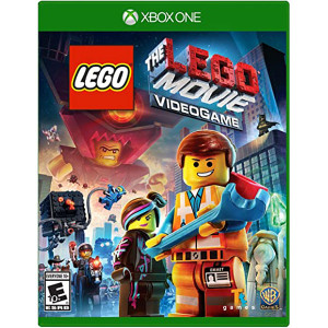 LEGO Movie Video Game for Microsoft Xbox One