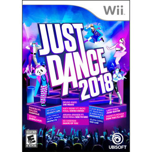 Just Dance 2018 Video Game for Nintendo Wii