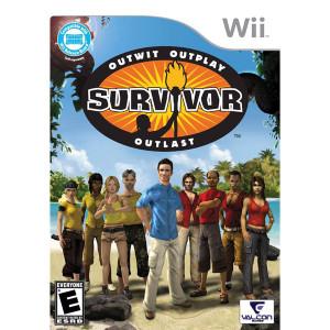 Survivor Video Game for Nintendo Wii
