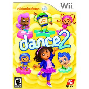 Nickelodeon Dance 2 Video Game for Nintendo Wii