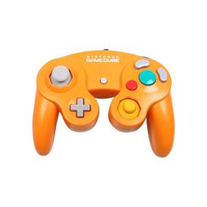 Original GameCube/Wii Orange Spice Controller - Discounted