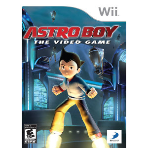 Astro Boy Video Game for Nintendo Wii