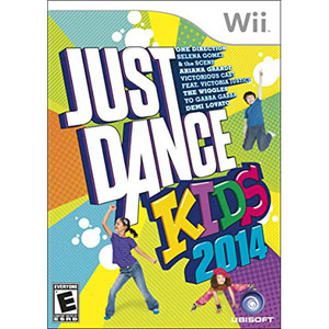 Just Dance Kids 2014 Video Game for Nintendo Wii