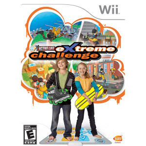 Active Life Extreme Challenge Video Game for Nintendo Wii