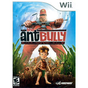 The Ant Bully Video Game for Nintendo Wii