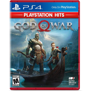 God of War Video Game For Sony PlayStation 4