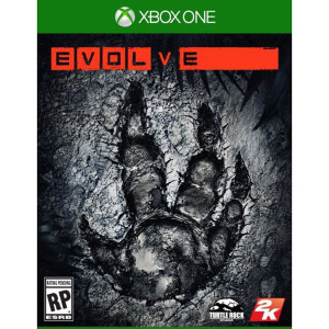 Evolve Video Game for Microsoft Xbox One