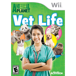 Vet Life Video Game for Nintendo Wii
