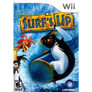 Surf's Up Video Game for Nintendo Wii