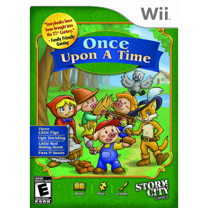 Once Upon a Time Video Game for Nintendo Wii