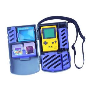 Logic 3 Purple Game Boy Color/Pocket Travel Case