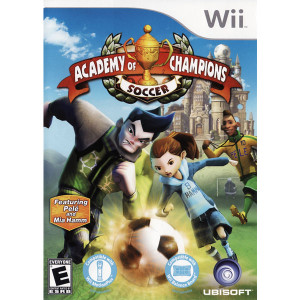 Academy of Champions Video Game for Nintendo Wii