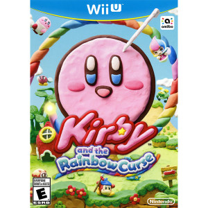 Kirby and the Rainbow Curse Video Game for Nintendo Wii U