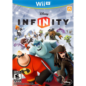 Disney Infinity Video Game for Nintendo Wii U
