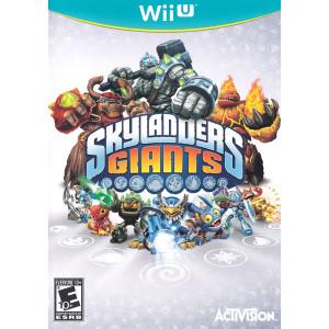 Skylanders Giants Video Game for Nintendo Wii U