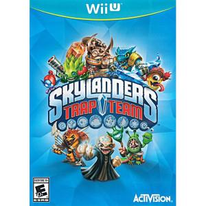 Skylanders Trap Team Video Game for Nintendo Wii U