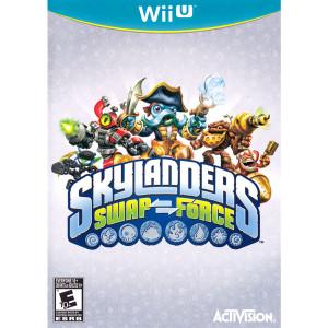 Skylanders Swap Force Video Game for Nintendo Wii U