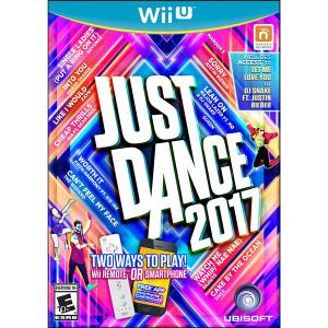 Just Dance 2017 Video Game for Nintendo Wii U