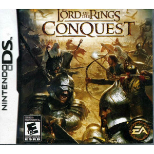 Lord of the Rings Conquest Video Game for Nintendo Wii