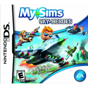 My Sims Sky Heroes Video Game for Nintendo DS