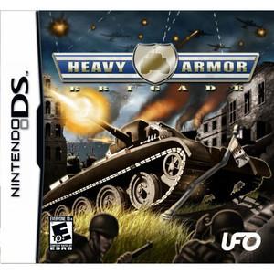 Heavy Armor Brigade Video Game for Nintendo DS