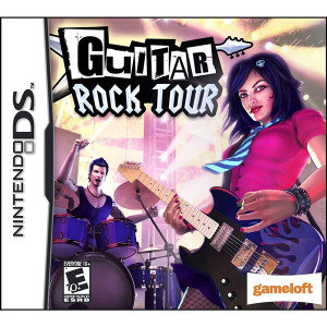 Guitar Rock Tour Video Game for Nintendo DS