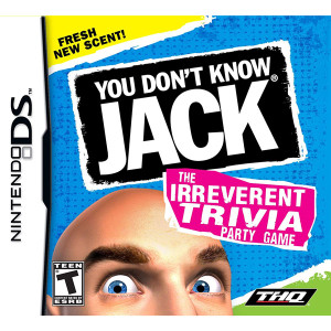 You Don't Know Jack Video Game for Nintendo DS