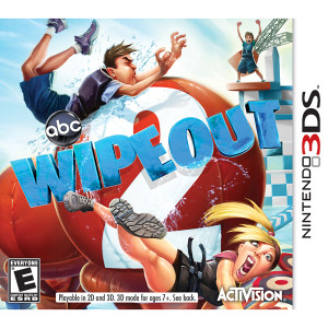 Wipeout 2 Video Game for Nintendo 3DS