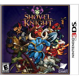 Shovel Knight Video Game for Nintendo 3DS