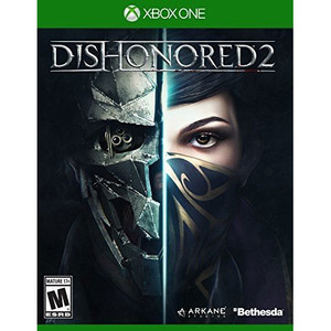 Dishonored 2 Video Game for Microsoft Xbox One