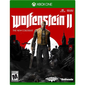 Wolfenstein II The New Colossus Video Game for Microsoft Xbox One