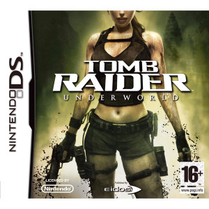 Tomb Raider Underworld Video Game for Nintendo DS