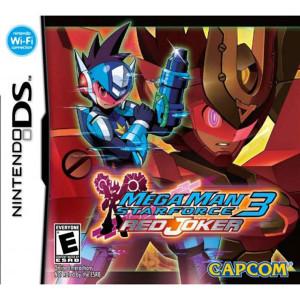 Mega Man Star Force 3 Red Joker Video Game for Nintendo DS