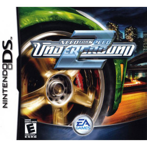 Need for Speed Underground 2 Video Game for Nintendo DS