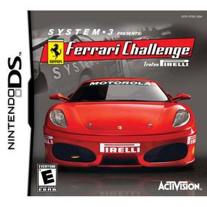 Ferrari Challenge Video Game for Nintendo DS