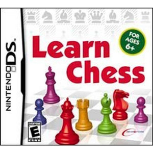 Learn Chess Video Game for Nintendo DS