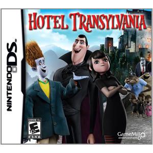 Hotel Transylvania Video Game for Nintendo DS