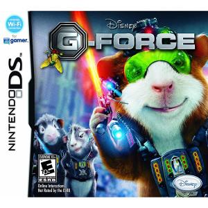 G-Force Video Game for Nintendo DS