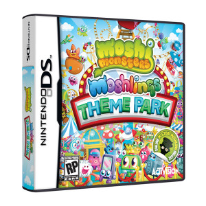 Moshi Monsters Moshlings Theme Park Video Game for Nintendo DS