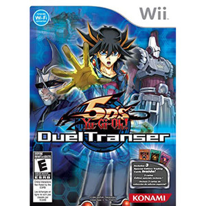 Yu-Gi-Oh! 5D's Duel Transer Video Game for Nintendo Wii